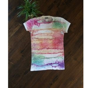 Day trip multicolored shirt size S